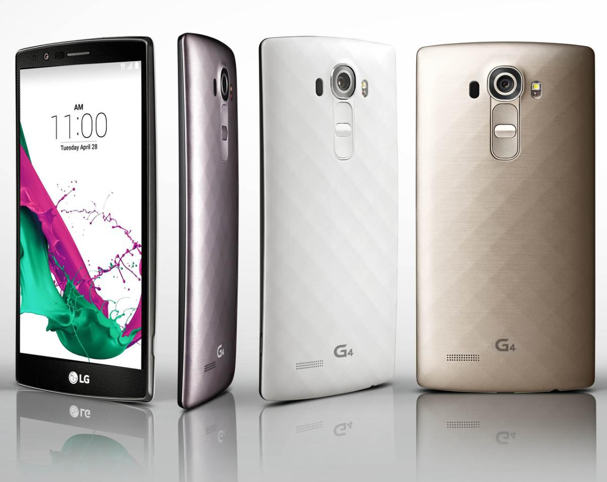 LG G4 bez obalu