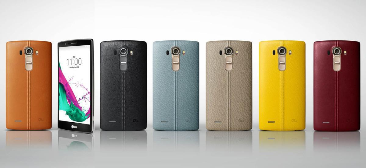 LG G4 varianty