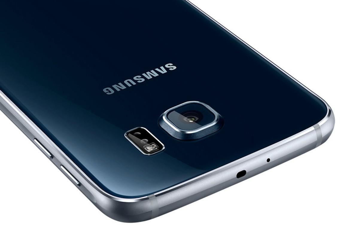 Samsung Galaxy S6 fotoaparát