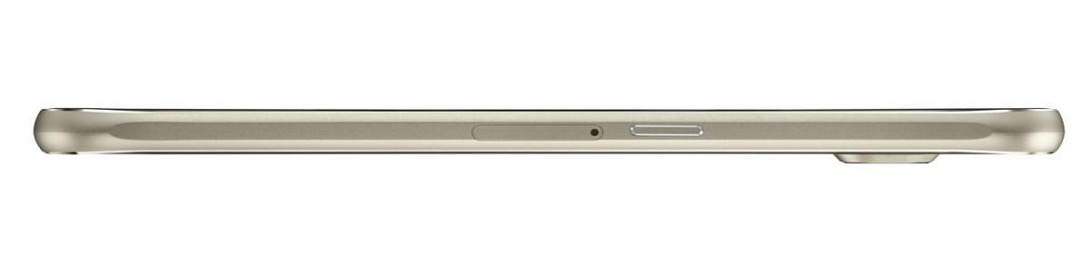 Samsung Galaxy S6 z boku