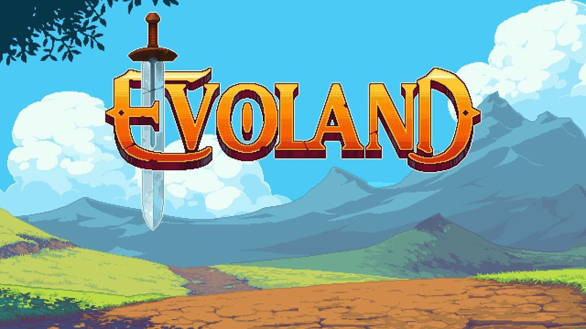 Evoland - arkádovka na Android která vás provede vývojem her