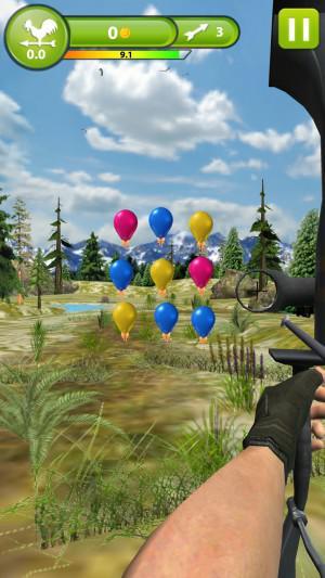 Archery Master 3D - Realistická lukostřelba do kapsy