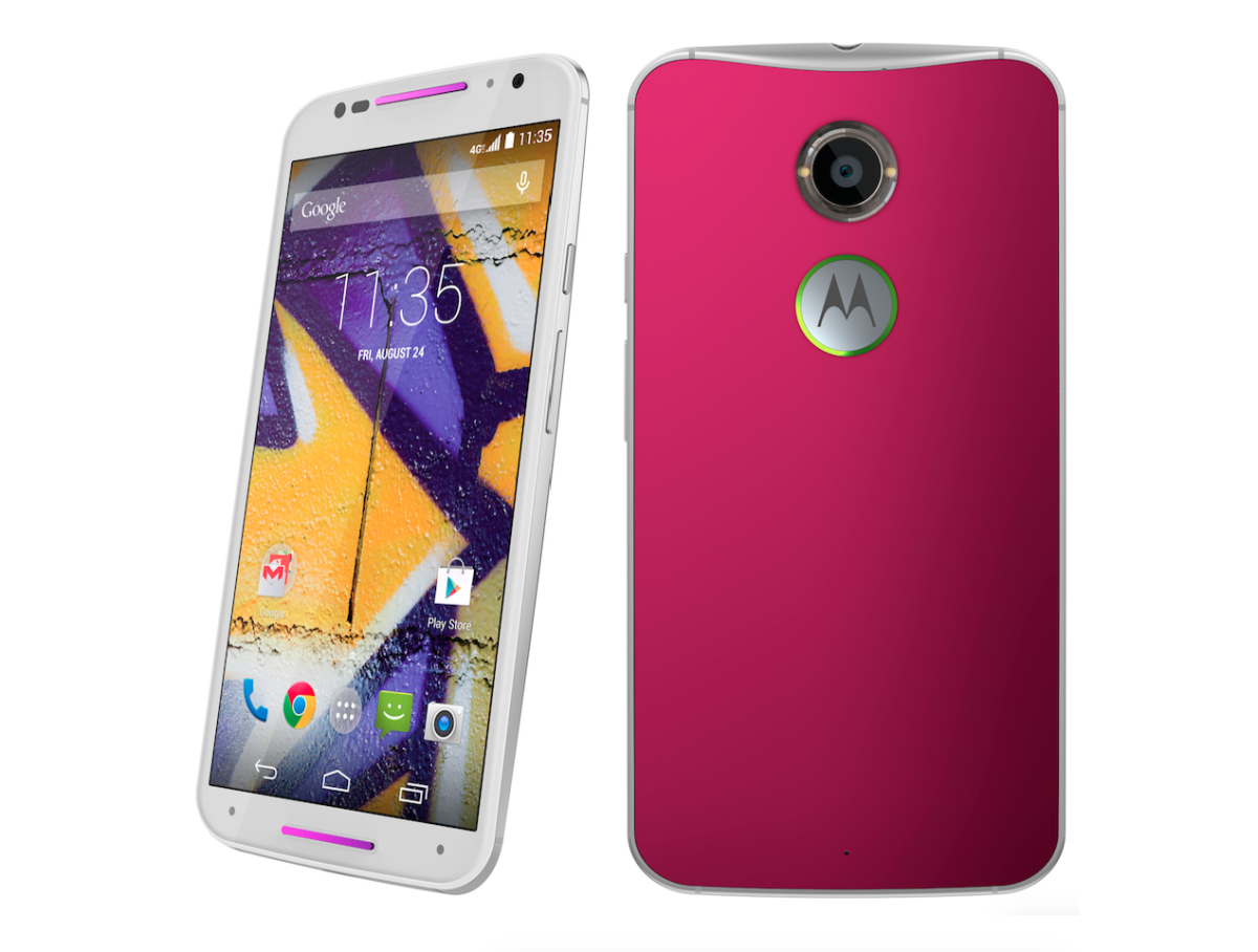 Smartphone Motorola Moto X (2014)