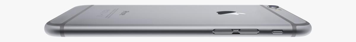 iPhone 6 z boku