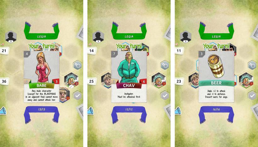 Fight - Polish Card Game - V této bojové android hře se utkáte se silnými chlapíky