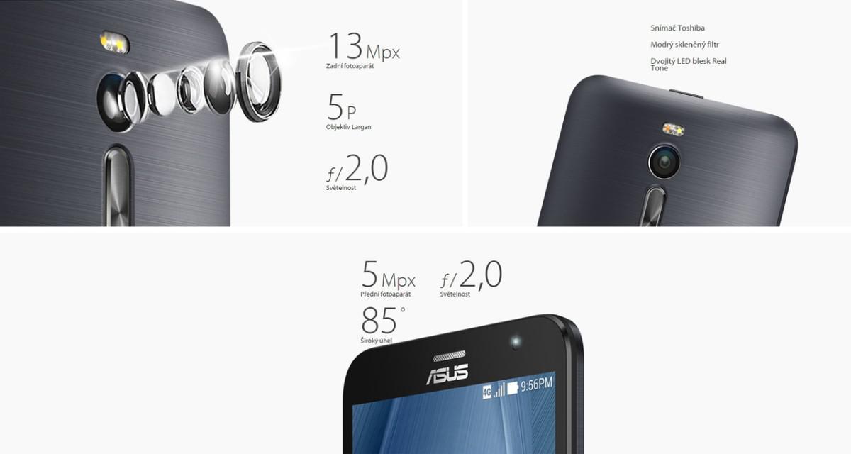 Asus ZenFone 2 detail