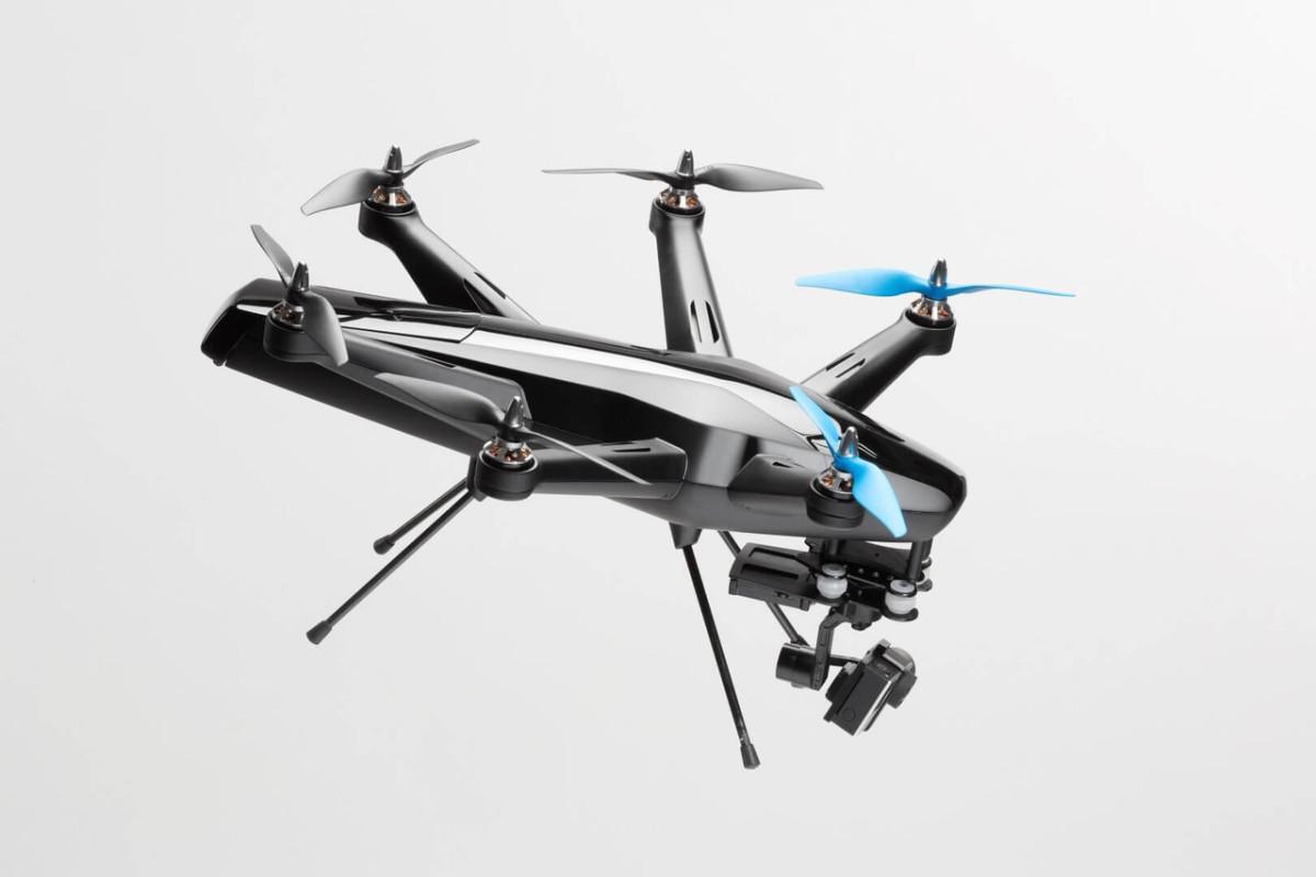Hexo+Dron