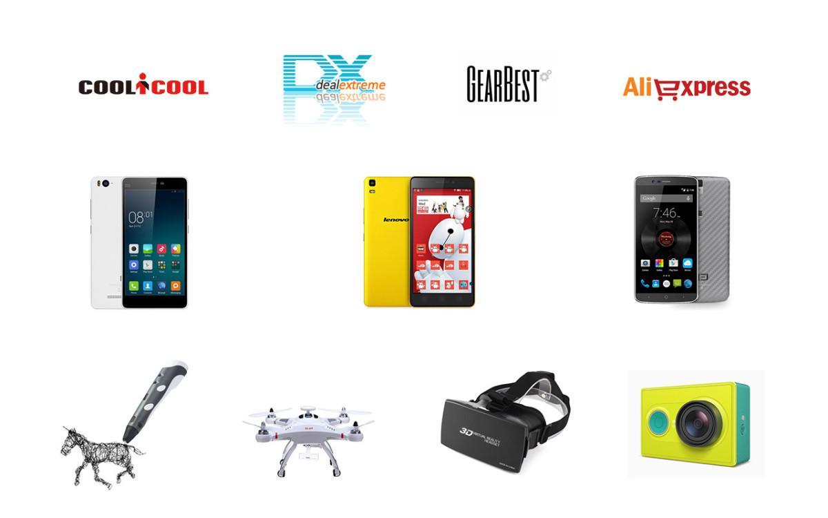 Nákupy v číně - vyplatí se mobily a elektroniku koupit v číně