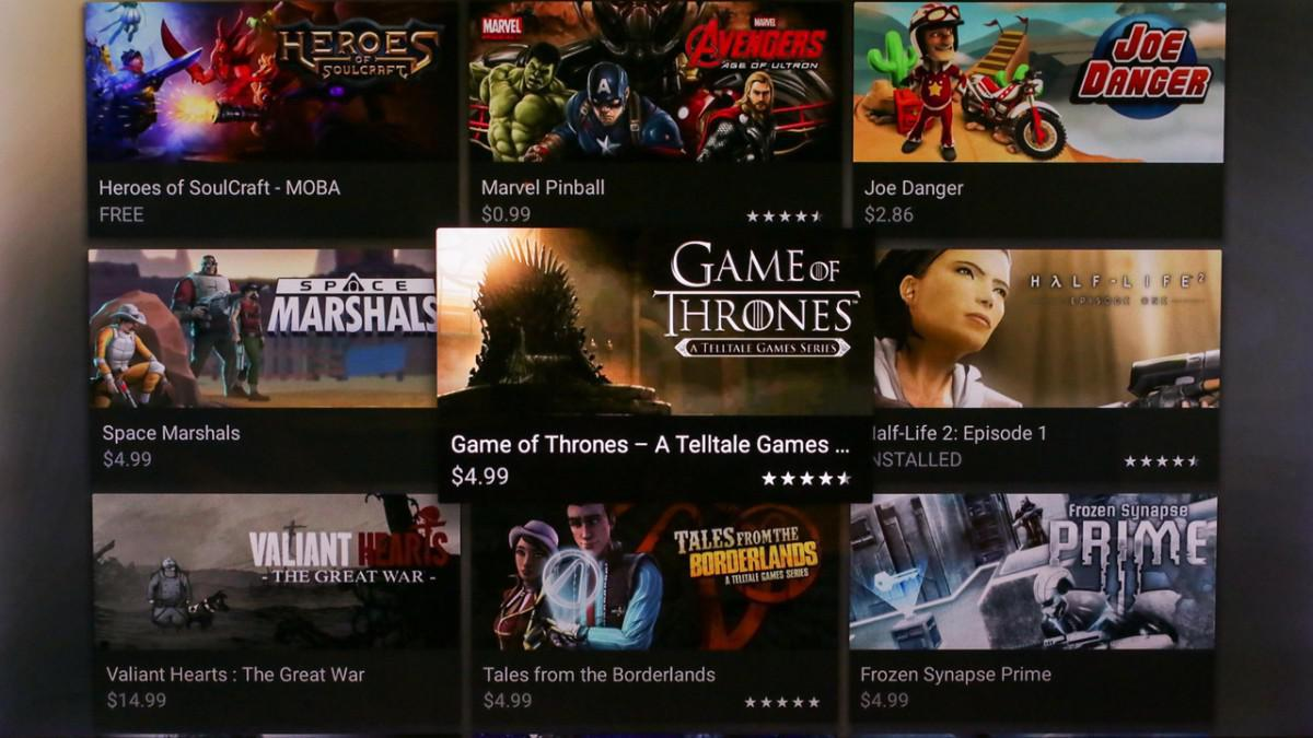 NVIDIA Shield TV GRID