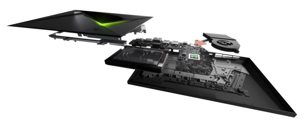 NVIDIA Shield TV Hardware