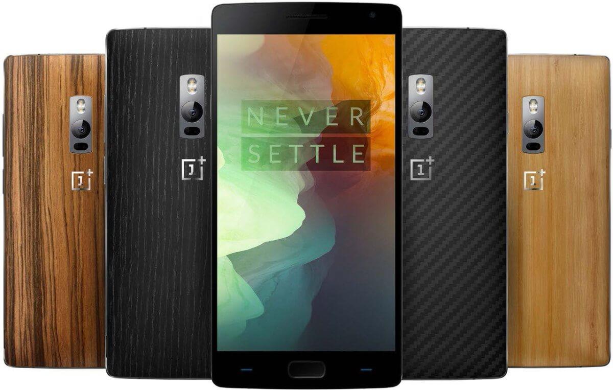 OnePlus 2 varianty