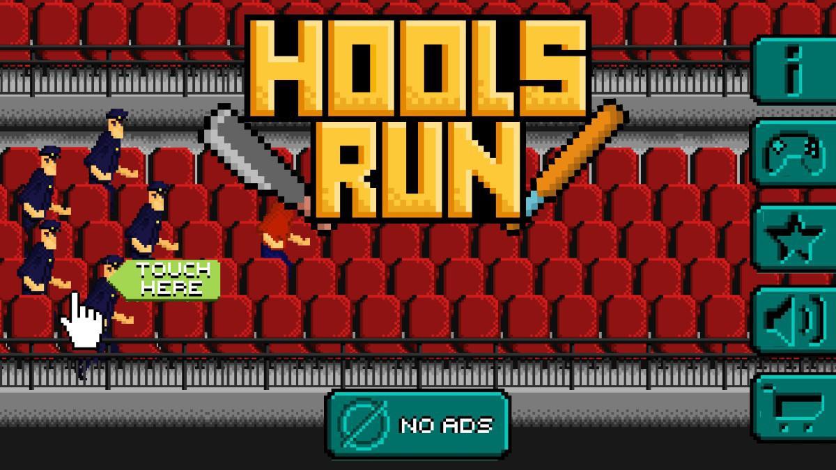 Hools Run - Logo