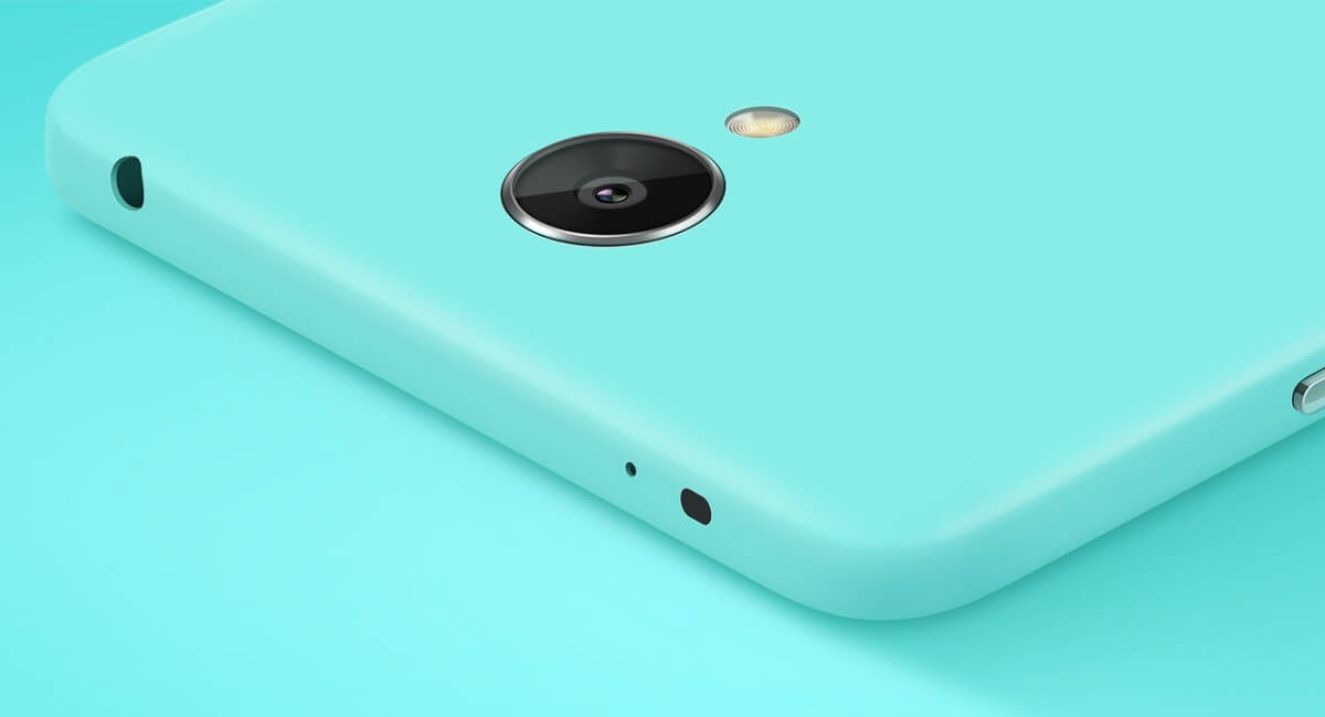 Xiaomi Redmi Note 2 detail