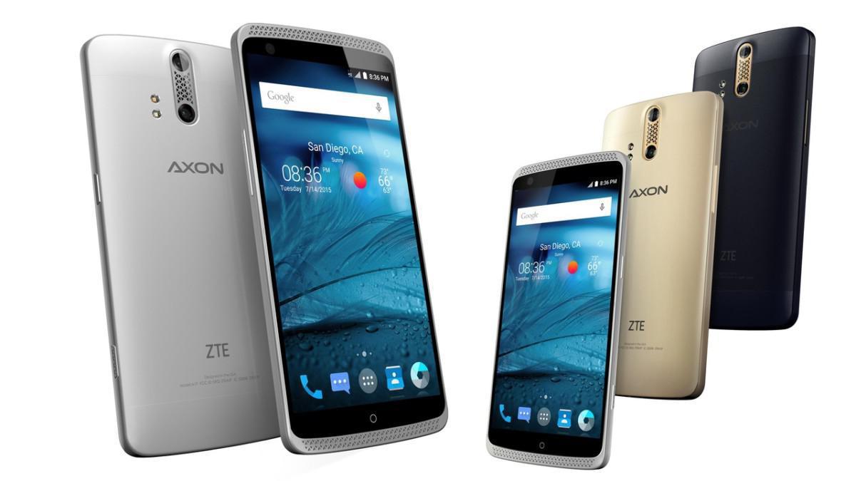 ZTE Axon Pro varianty