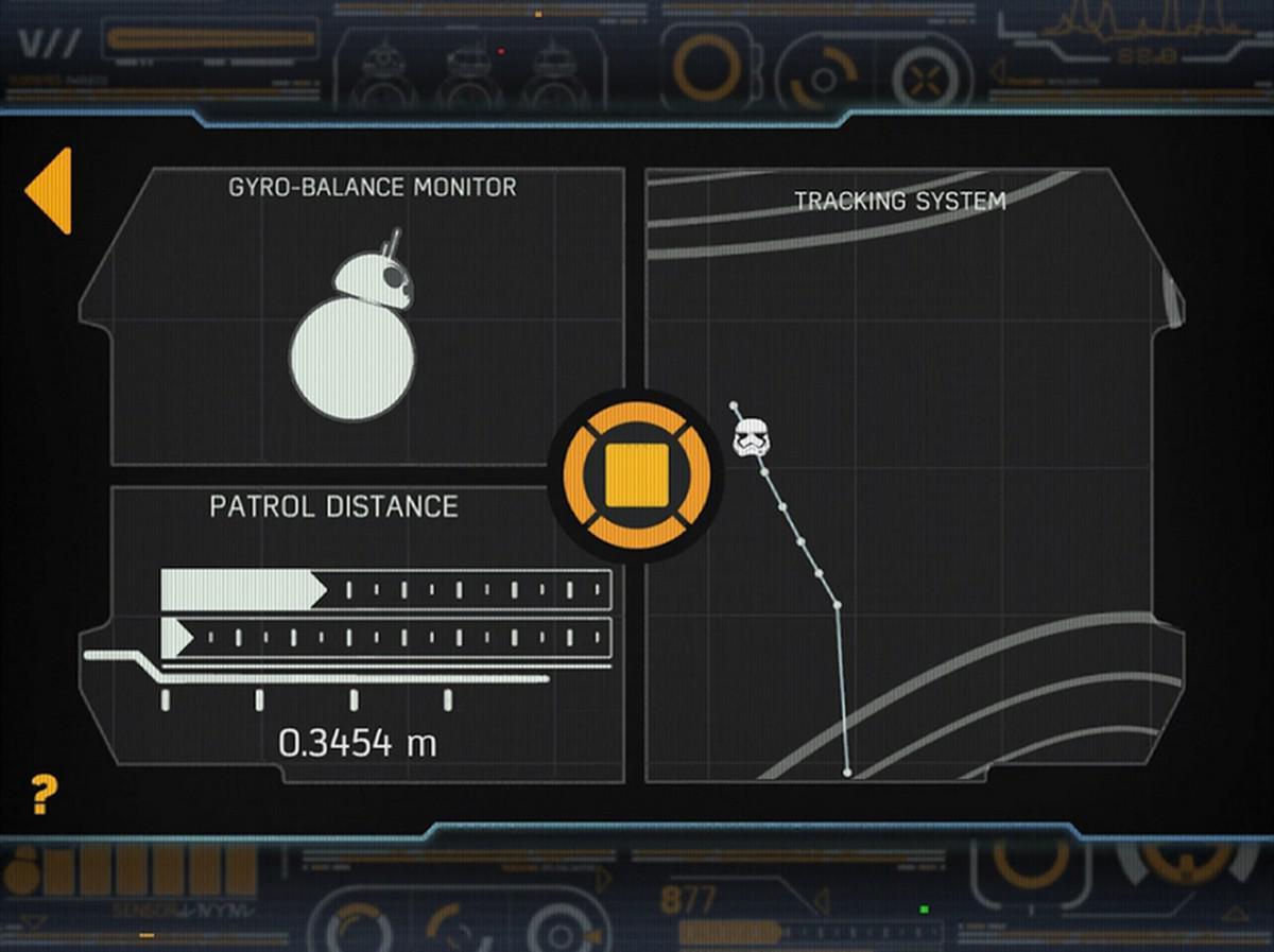 BB-8 Aplikace