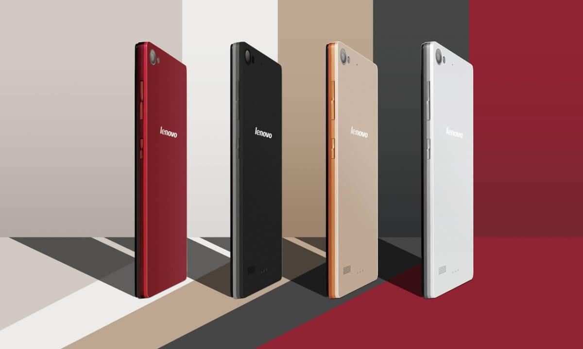 Lenovo Vibe X2 barvy