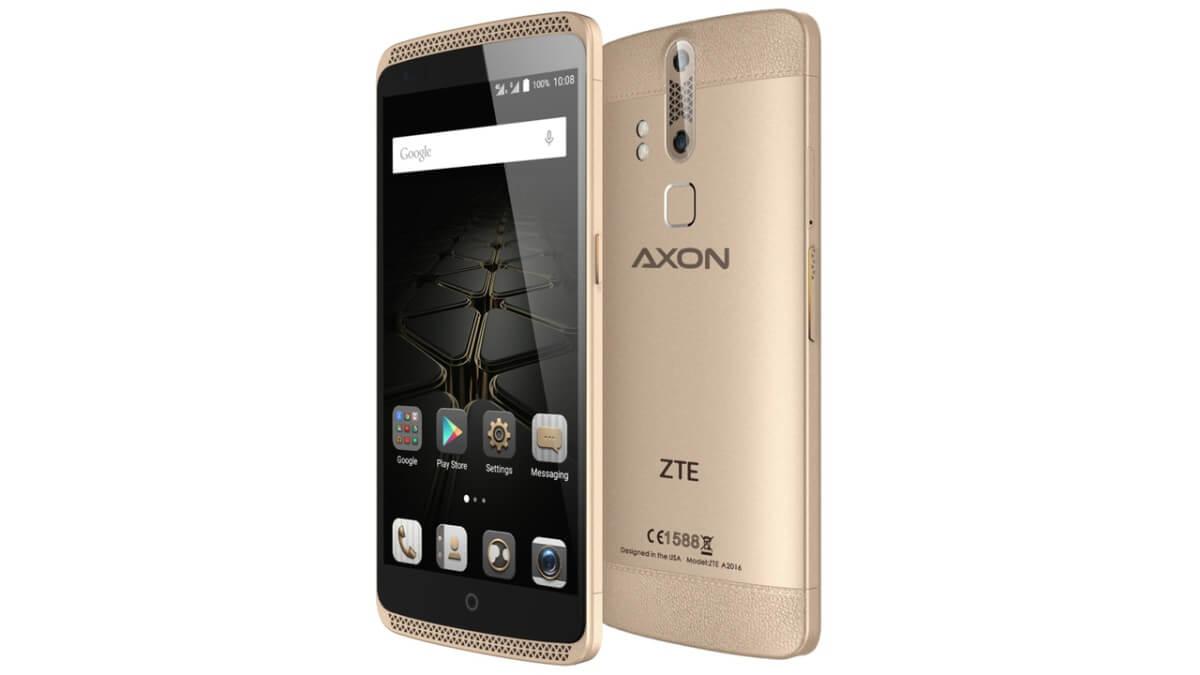 Smartphone ZTE Axon Elite