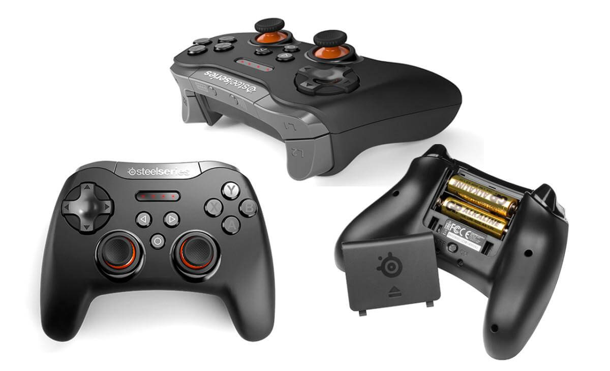 Stratus XL Gamepad