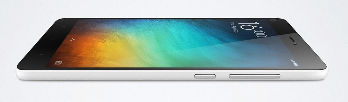 Xiaomi Mi 4c z boku