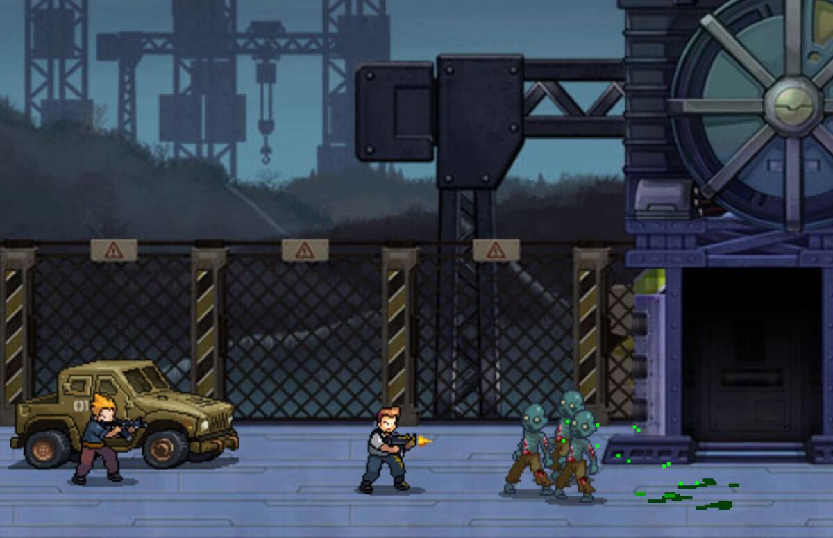 Zombie Hive je zajímavá zombie hra na Android