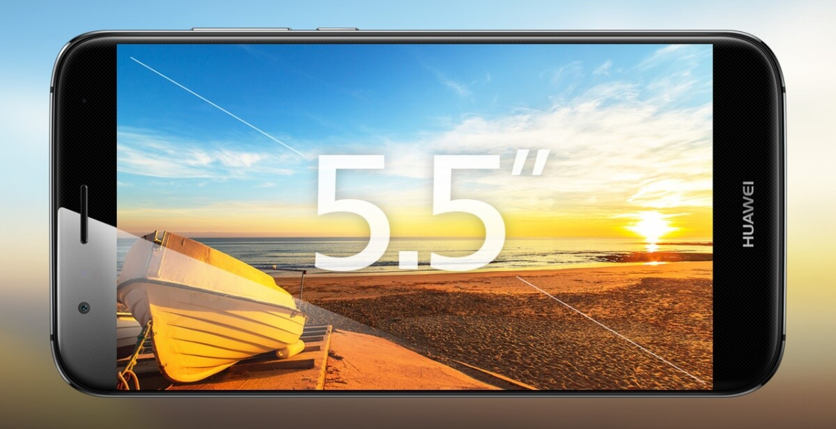 Huawei G8 displej