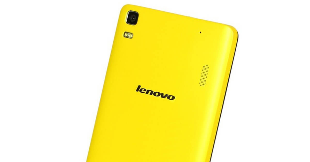 Lenovo K3 Note detail