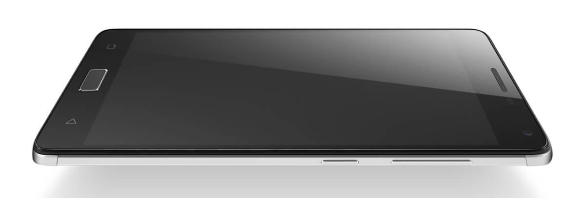 Lenovo Vibe P1 z boku