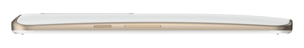 Motorola Moto X Style z boku