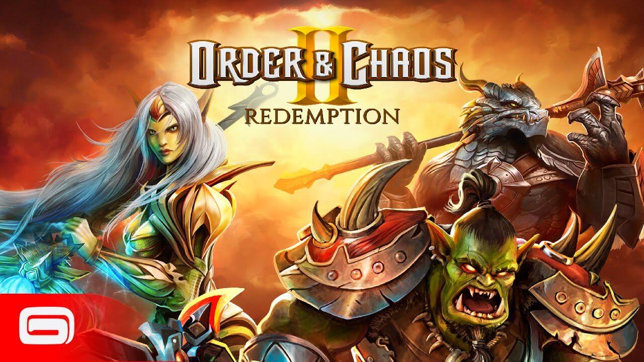 Order & Chaos 2: Redemption je nejlepší MMORPG hra pro Android