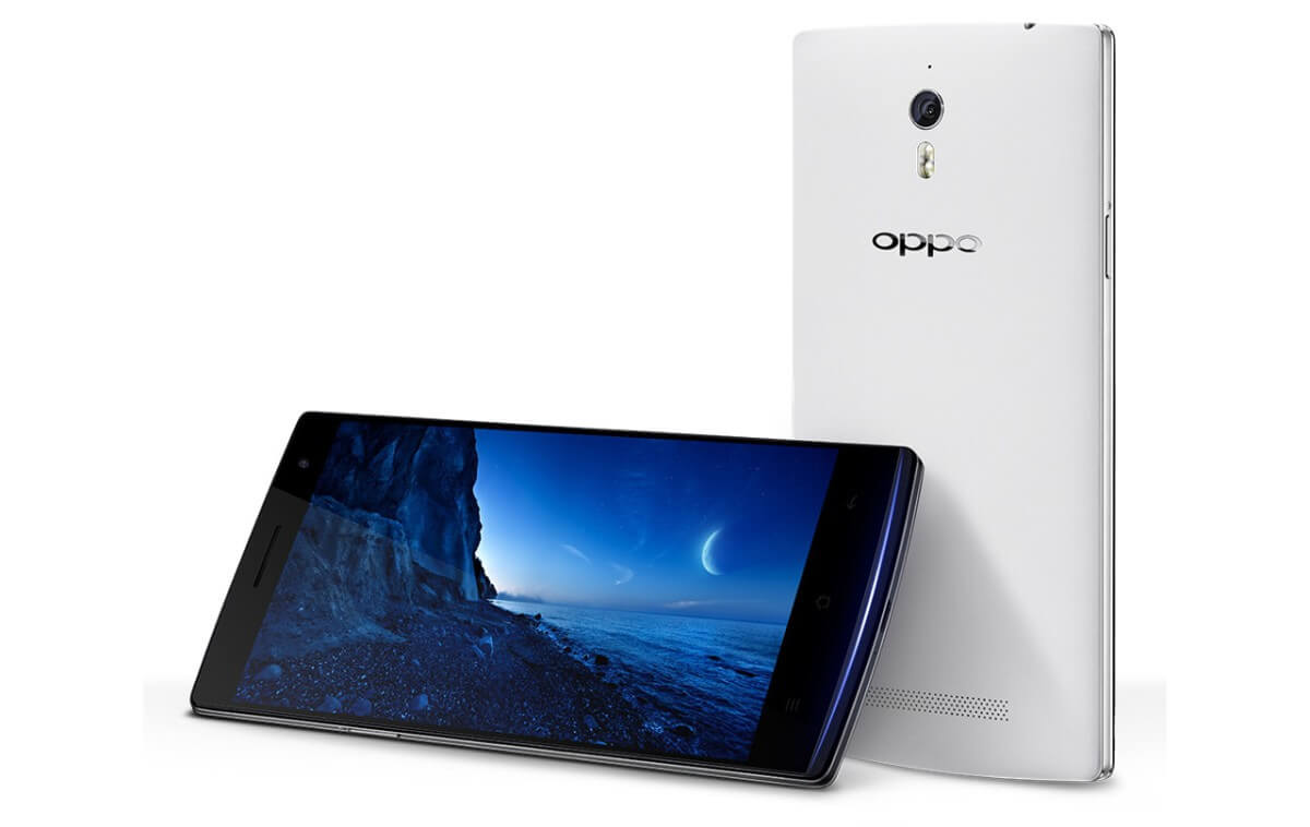 Smartphone Oppo Find 7