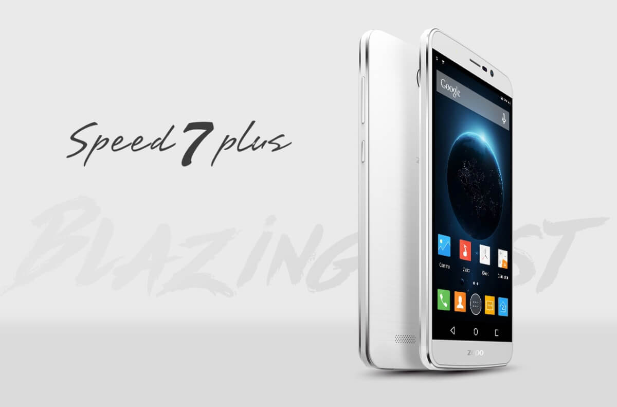 Smartphone Zopo Speed 7 Plus