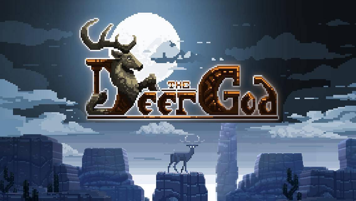 The Deer God je plošinovka jak má být