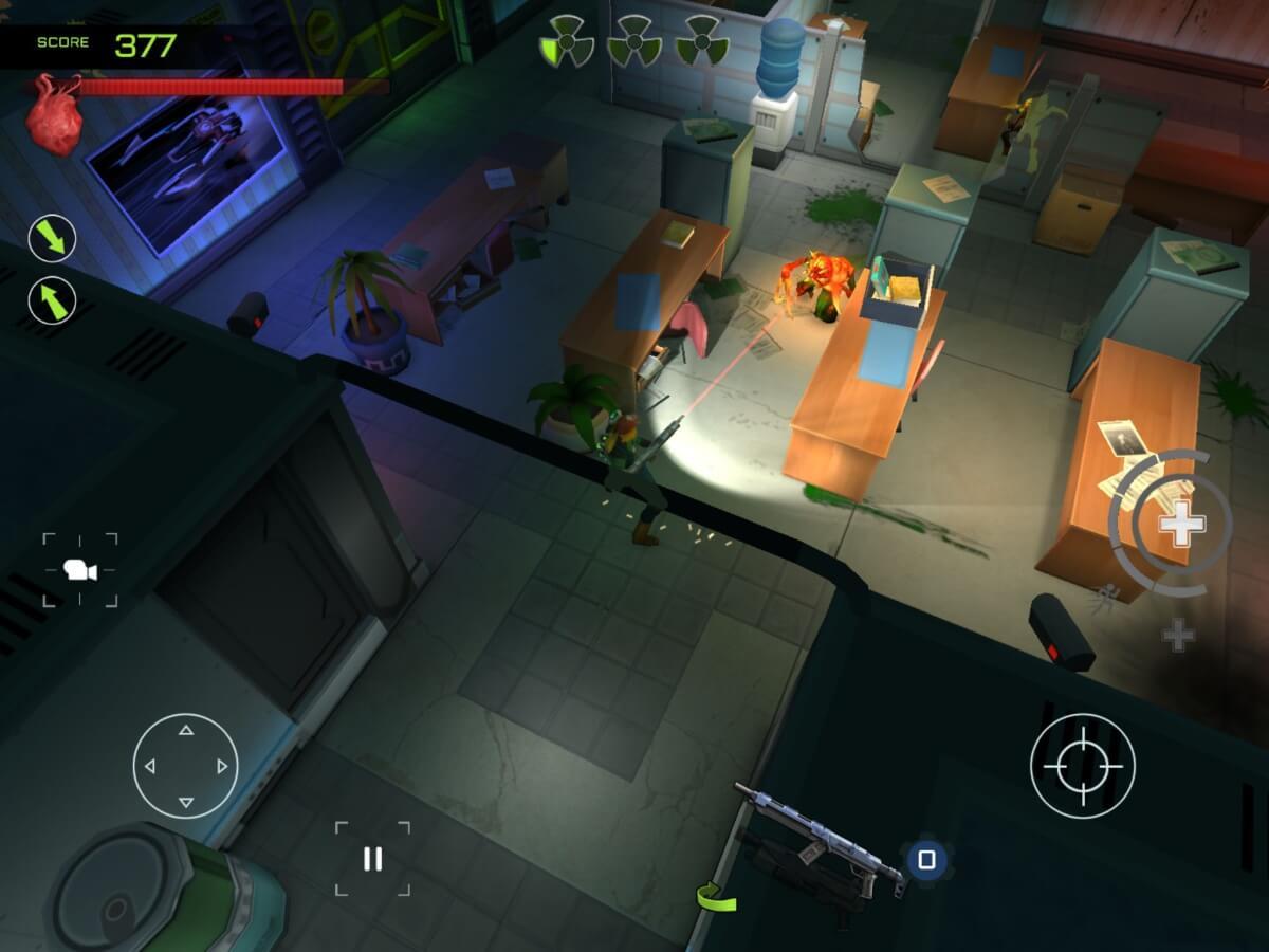 V Xenowerk najdete hromadu zajímavých zbraní
