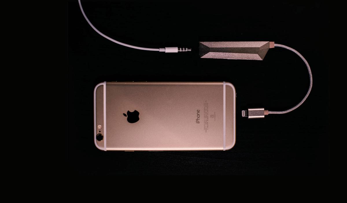 Aqua iPhone