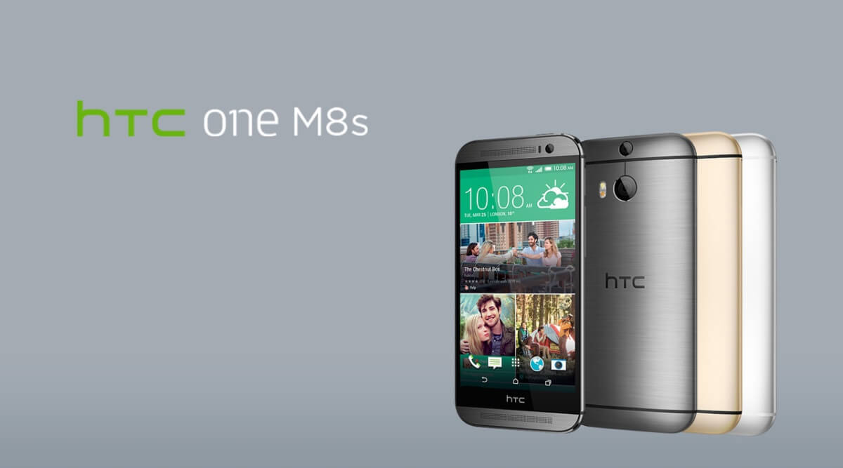 HTC One M8s varianty