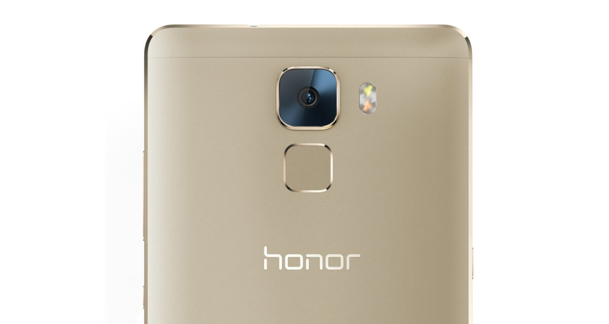 Huawei Honor 7 detail