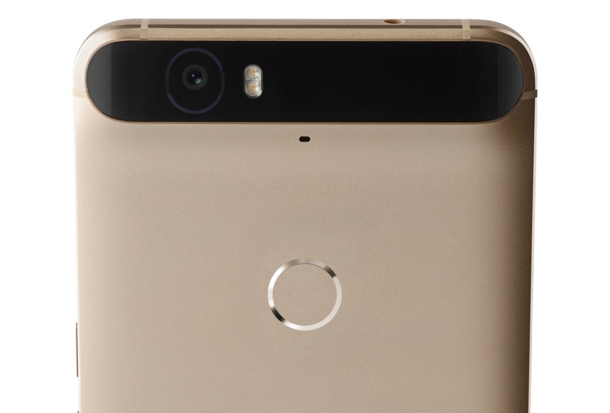 Huawei Nexus 6P detail