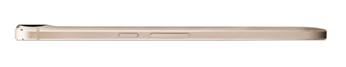 Huawei Nexus 6P z boku