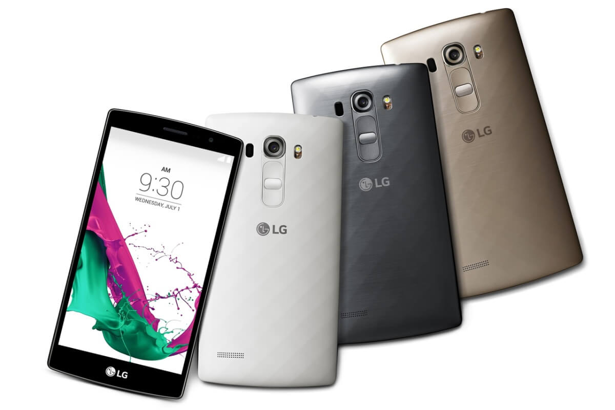 LG G4s varianty
