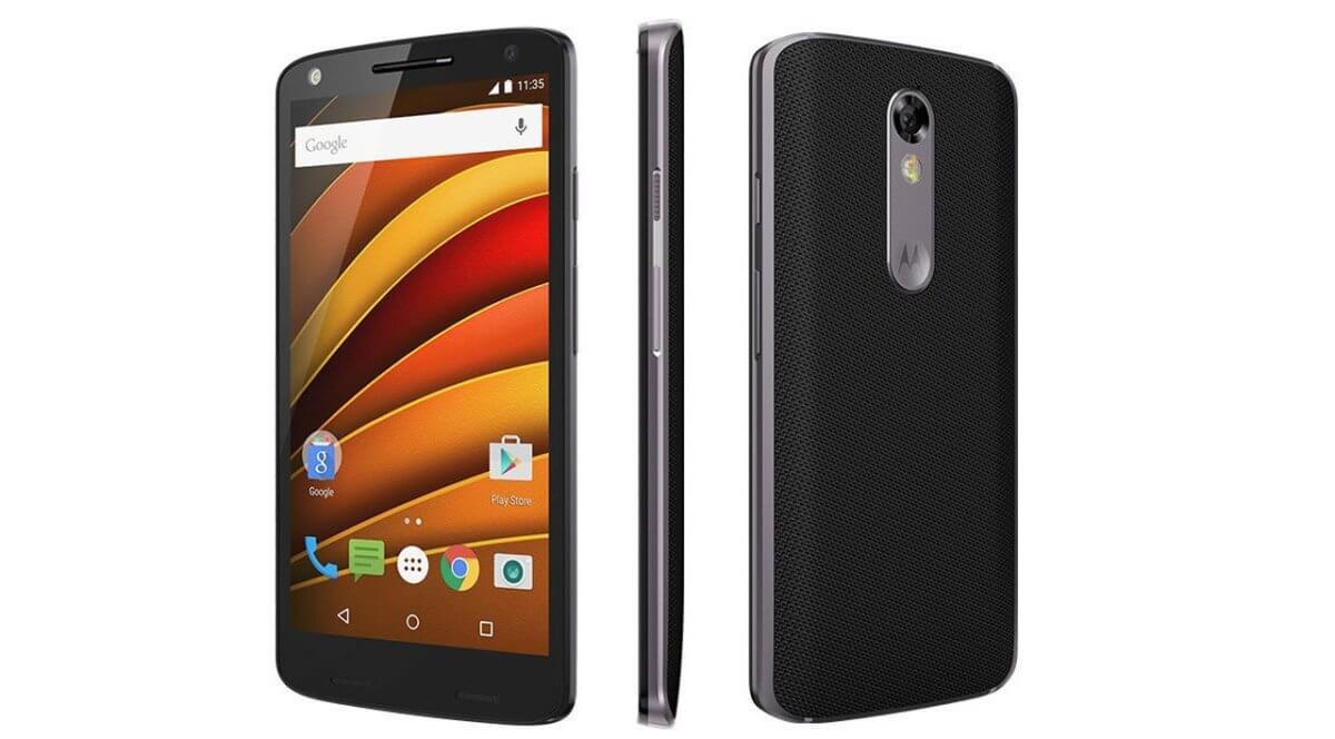 Motorola Moto X Force profil