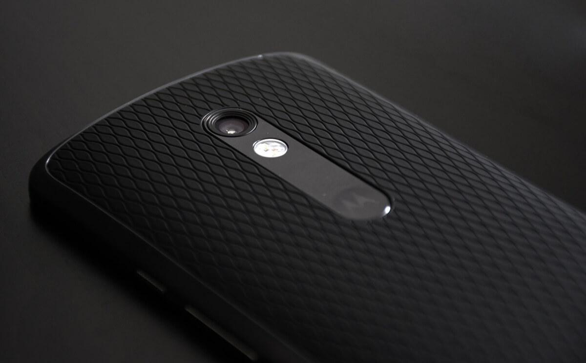 Motorola Moto X Play detail