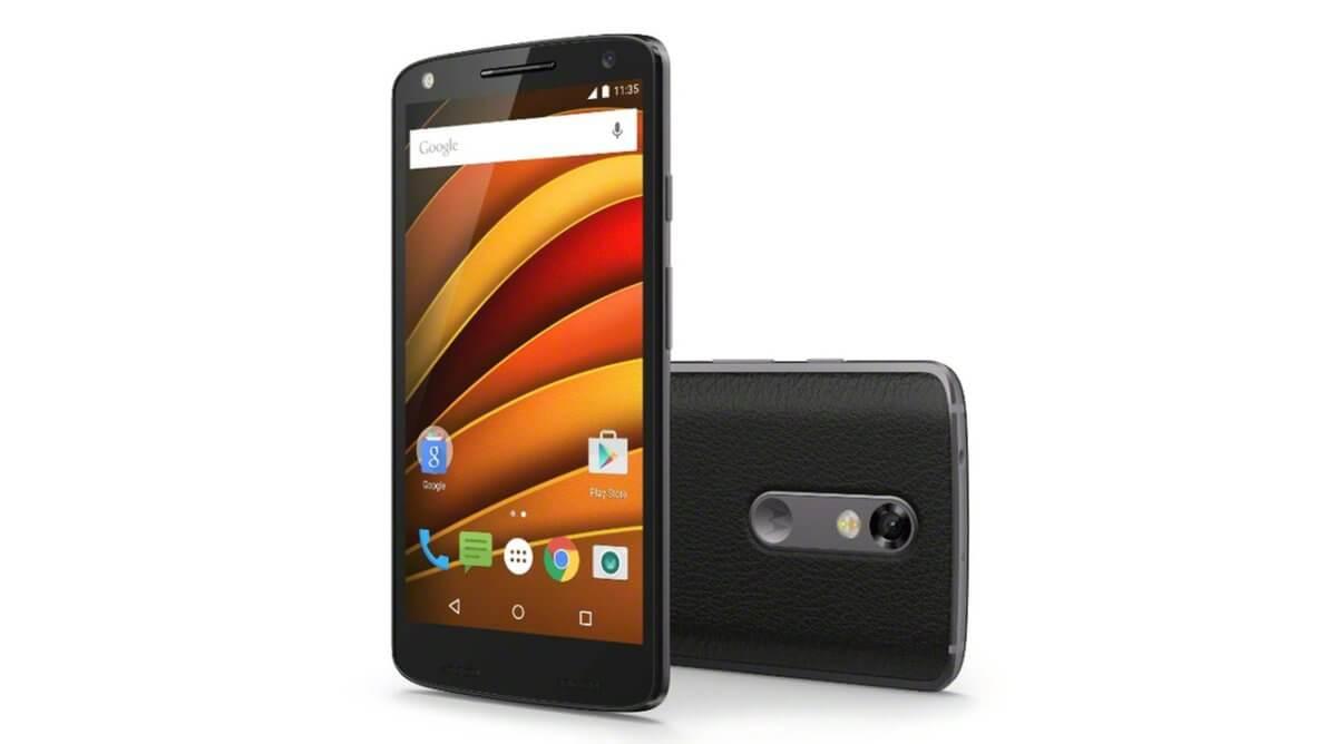 Smartphone Motorola Moto X Force