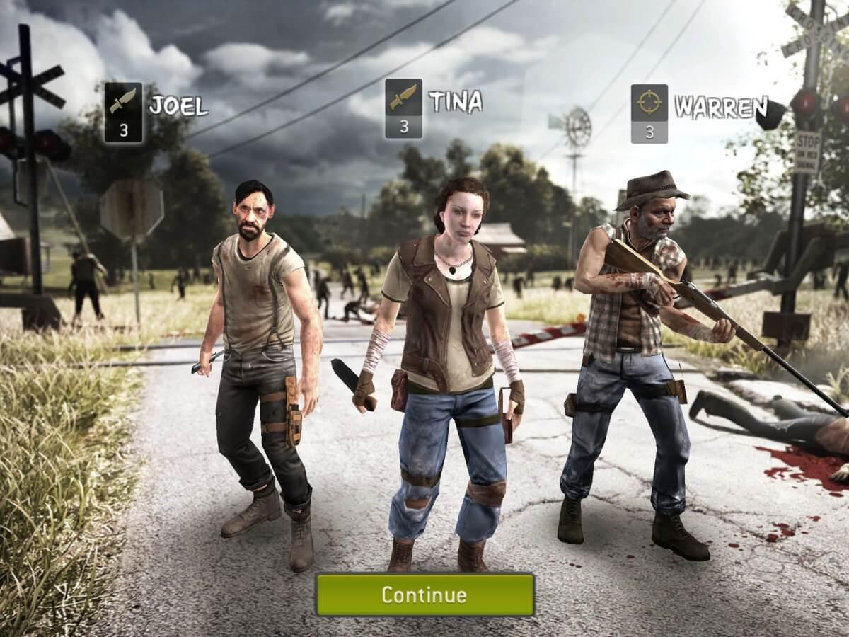 The Walking Dead No Man's Land je jednou z nejlepších strategií v zombie světě