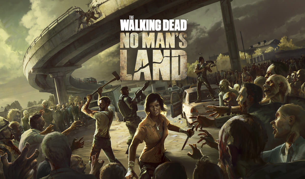 The Walking Dead No Man's Land je tahová strategie pro Android