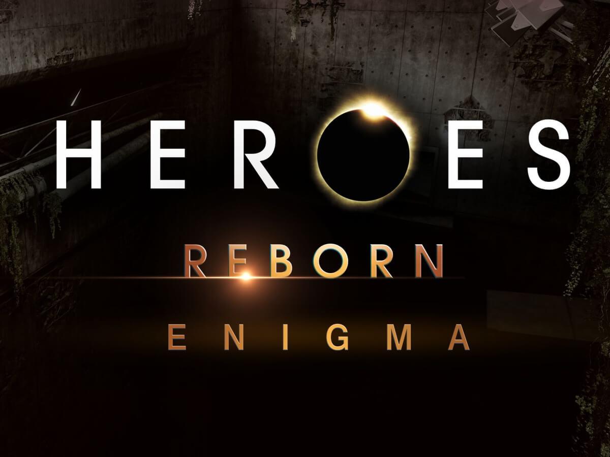 Heroes Reborn: Enigma je mobilní hra ve stylu Portalu