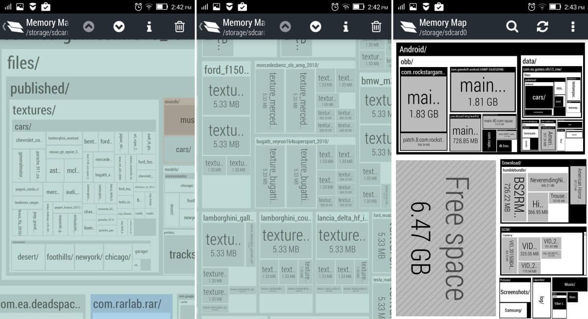 memorymap - správce paměti s geniálním zobrazením