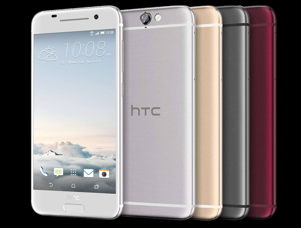HTC One A9 varianty