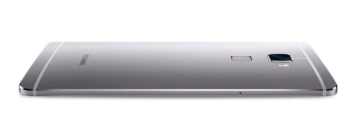 Huawei Mate S z boku