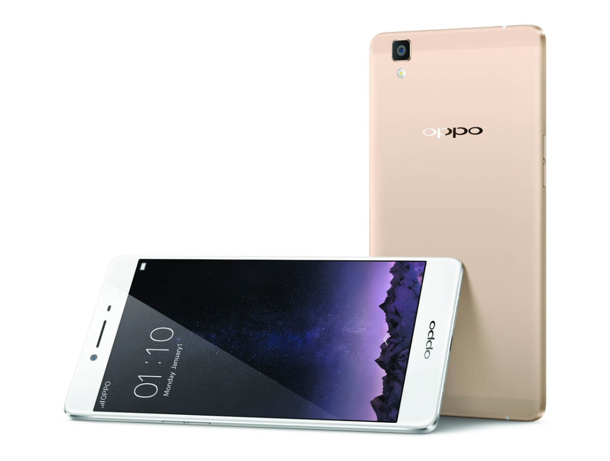 Smartphone Oppo R7s