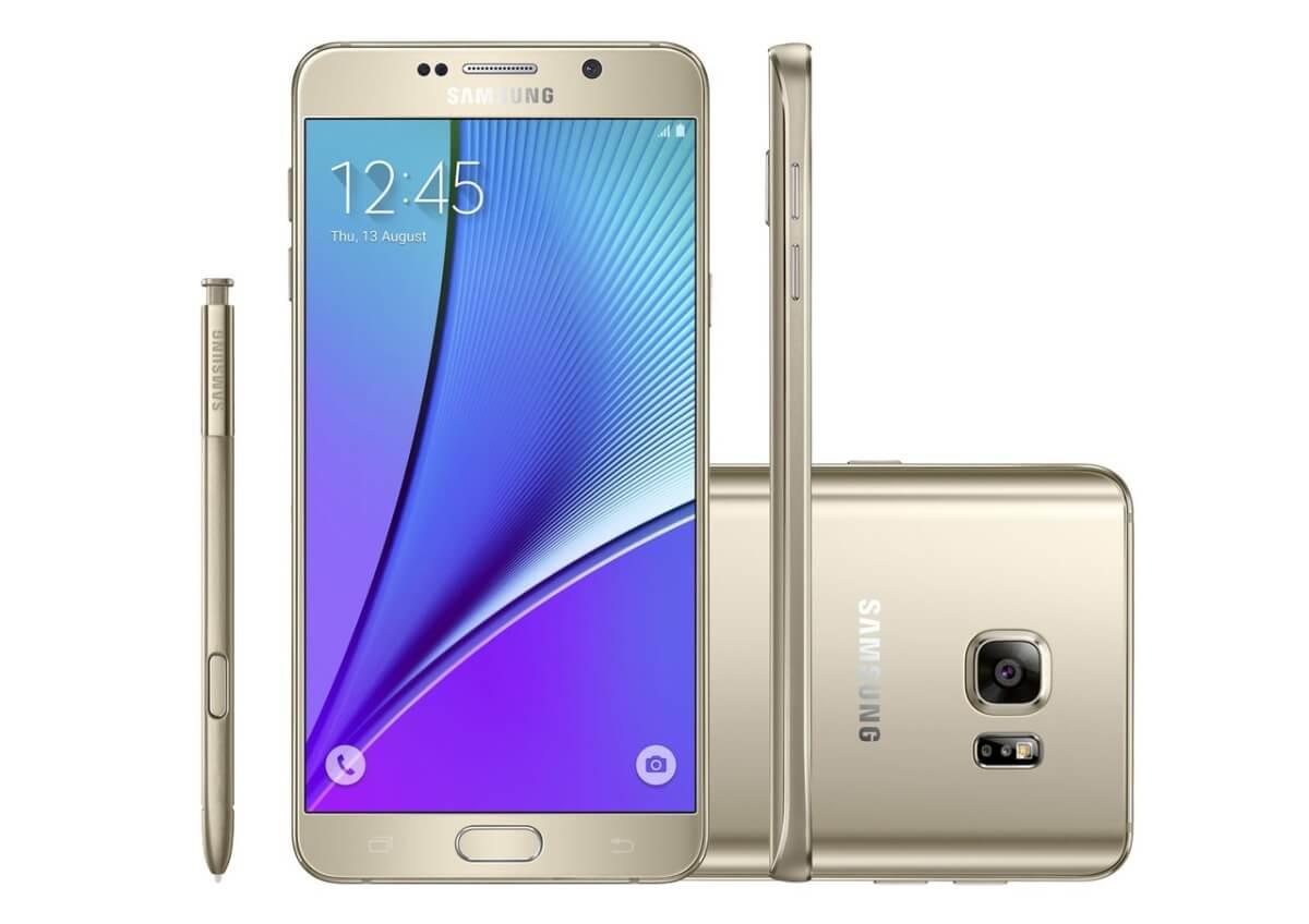 Smartphone Samsung Galaxy Note 5
